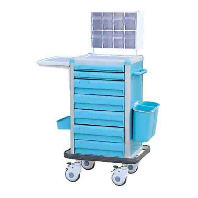 Anesthesia Trolley S S supplier Company