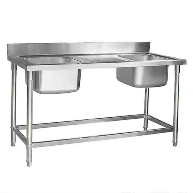 Bowl Stand Double Furniture for hospital use
