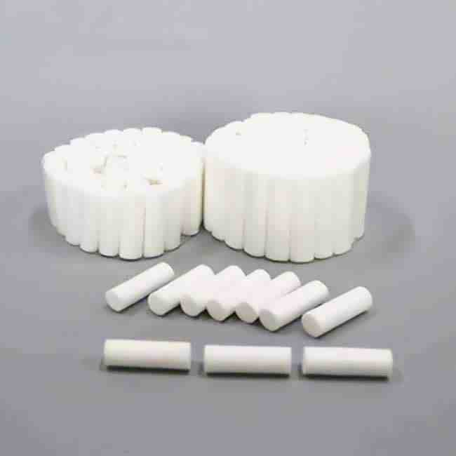 Dental Cotton Roll Manufacturer for Hospital