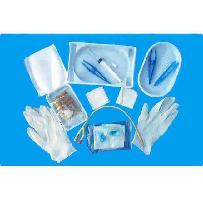 Foley Catheterization Kit supplier Company from china