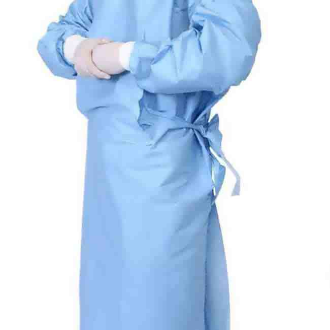 Spunlace Standard Surgical Gown Spunlace Standard Surgical Gown Suppliers Spunlace Standard Surgical Gown Manufacturer Spunlace Standard Surgical Gown Products china