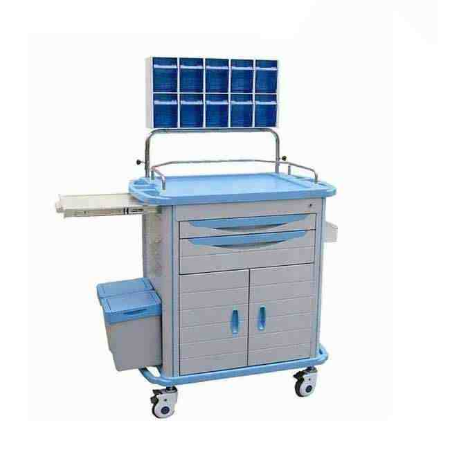 Anesthesia Trolley Manufacturer for Hospital