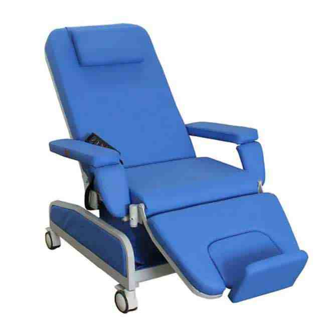 Blood Donation Chair Electric Medical Equipment for hospital