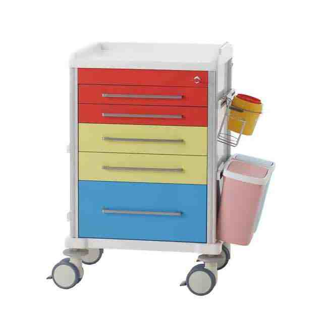 Anesthesia Trolley Furniture for hospital use