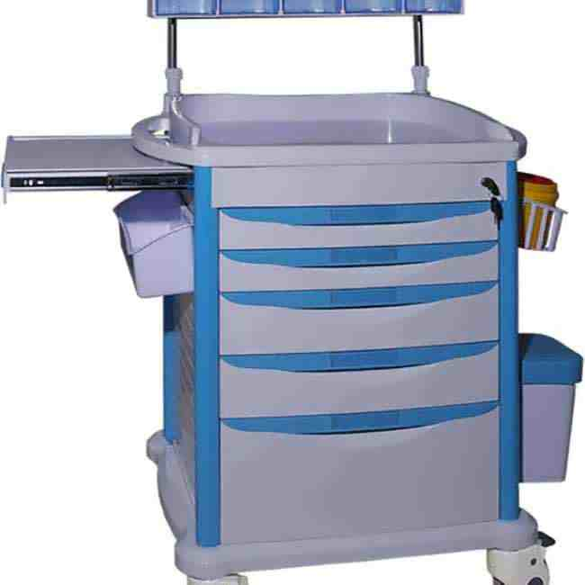 Anesthesia Trolley Medical Equipment for hospital