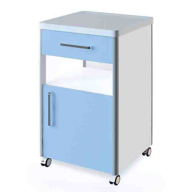 Bed Side Cupboard Medical Equipment for hospital from china
