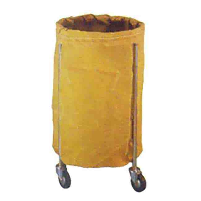 Soiled Linen Trolley Canvas Bag supplier for Hospital use from china