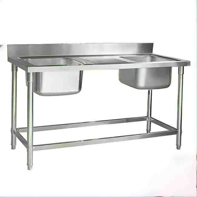 Bowl Stand Double Furniture for hospital use from china