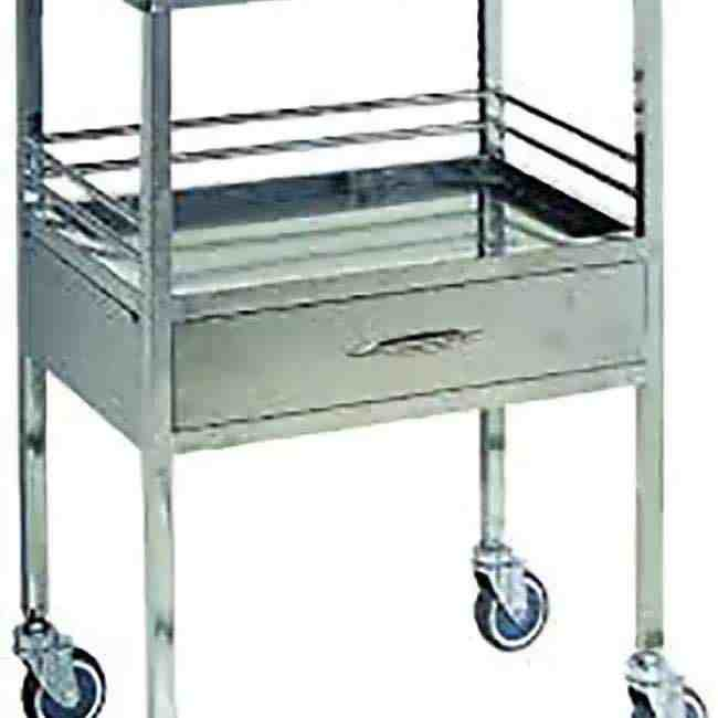 Instrument Trolley S S supplier Company