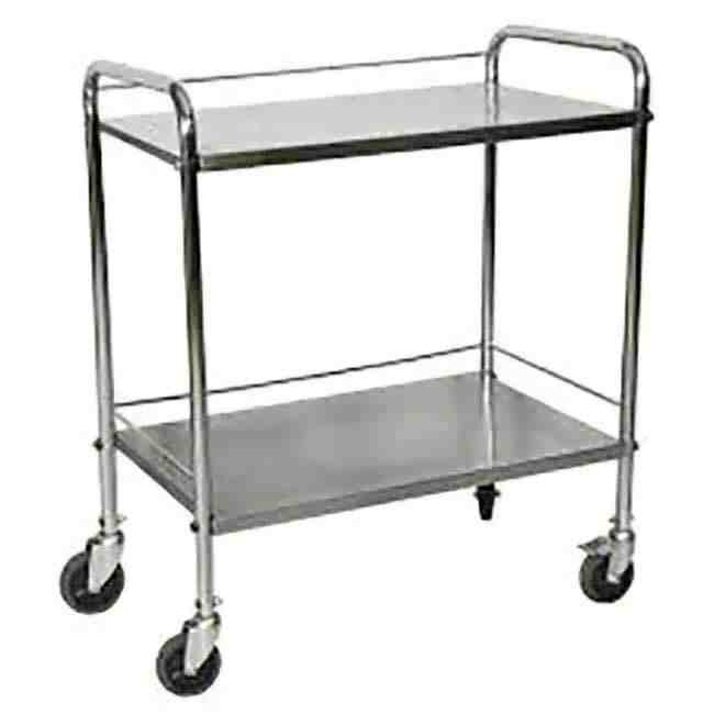Instrument Trolley S S Manufacturer for Hospital
