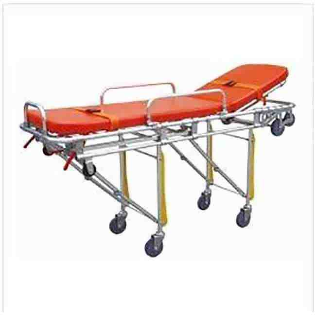 Stretcher Automatic Loading For Ambulance
