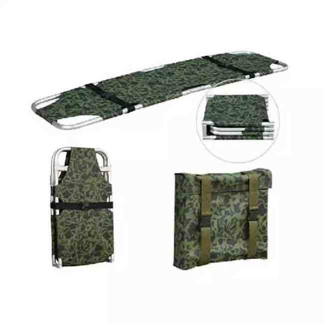 Stretcher Army Fold With Two Wheels supplier Company from china