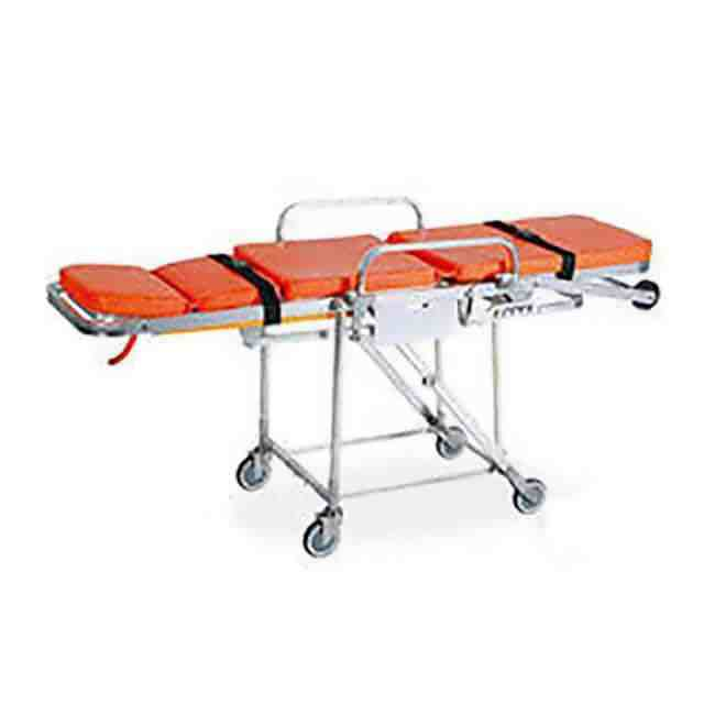 Stretcher Cum Chair Automatic Loading For Ambulance