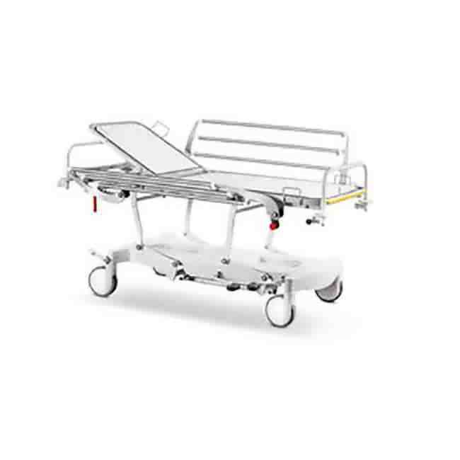 Stretcher High Low SS supplier for Hospital use