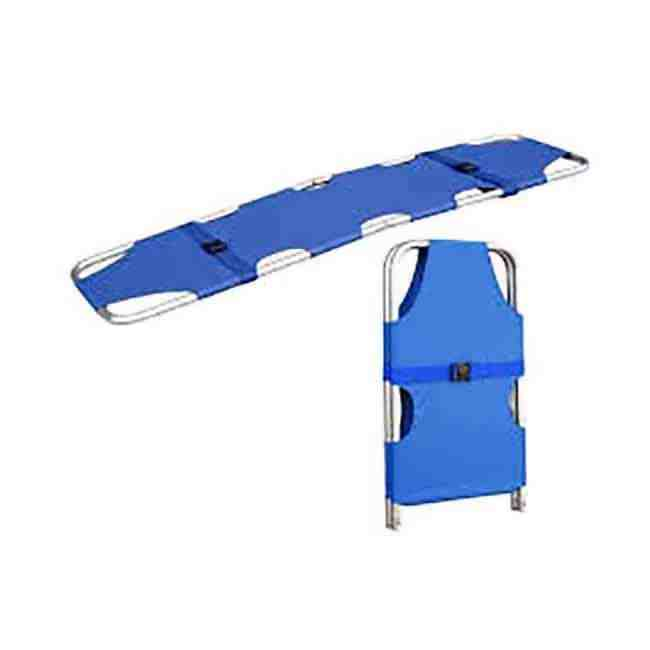 Stretcher Single Fold supplier for Hospital use from china