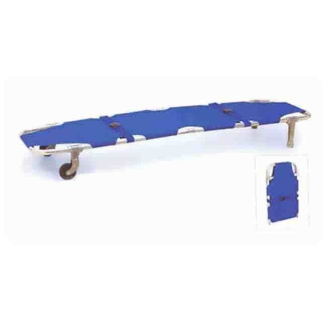 Stretcher Single Fold With Two Wheels HF5000I Stretcher Single Fold With Two Wheels HF5000I Suppliers Stretcher Single Fold With Two Wheels HF5000I Manufacturer Stretcher Single Fold With Two Wheels HF5000I Products china