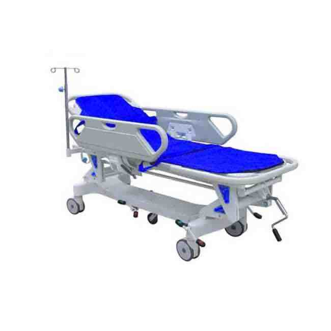 Stretcher Trolley Functions Supplier _ Manufacturer