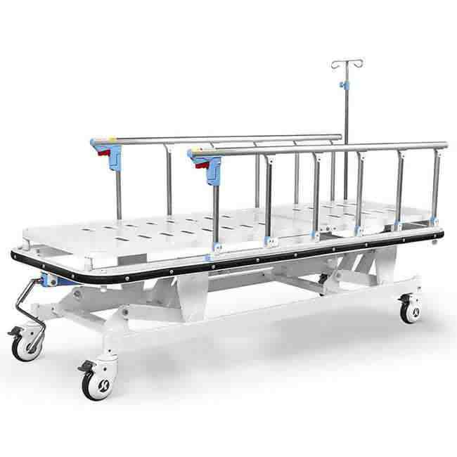 Stretcher Trolley supplier for Hospital use